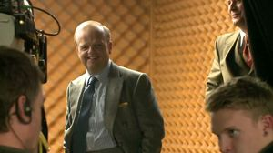 Tom Hardy, Ciaran Hinds and Toby Jones talk about the story of Tinker Tailor Soldier Spy