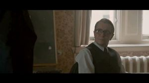 He's a double agent George. There is no mole. Tinker Tailor Soldier Spy