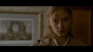 Ricki Tarr (Tom Hardy) tries to warn Irina (Svetlana Khodchenkova) in Tinker Tailor Soldier Spy