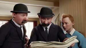 Great Scotland Yard! That's extraordinary! Tintin: The Secret of the Unicorn