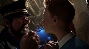 I am the last of the Haddocks! Tintin