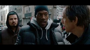 You never said it was a real safe made out of steal. Tower Heist