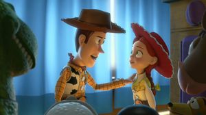 Woody and Buzz star in Toy Story 3