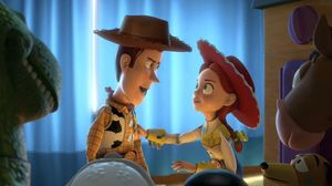 Toy Story 3: Buzz Lightyear and Woody