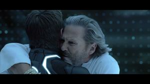 Sam, Long Time.. in Tron Legacy