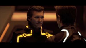 What Did You Do To Him!? Tron: Legacy