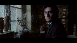 You could have saved him. The Woman in Black