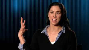 Sarah Silverman talks about not being accepted as Vanellope in Wreck-It Ralph