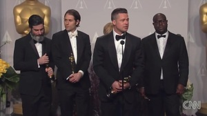 12 Years a Slave interview after winning Best Picture