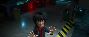 Teaser Trailer for Big Hero 6