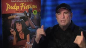 John Travolta on his Dance Moves in Pulp Fiction