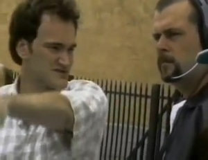 Pulp Fiction Behind-the-Scenes: Butch Hits Marcellus