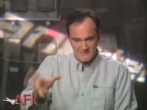 Quentin Tarantino on the moral choices in Pulp Fiction