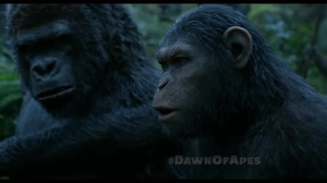 'Dawn of the Planet of the Apes' TV Spot: