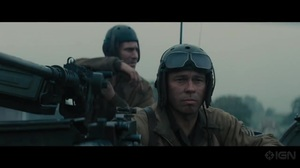First footage from David Ayer's 'Fury' revealed in featurette