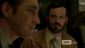 Lee Pace, Scoot McNairy and Mackenzie Davis create a  computer in Halt and Catch Fire