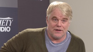 Interview with the cast of 'A Most Wanted Man' featuring Phillip Seymour Hoffman