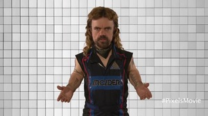 Comic-Con Viral Video for Pixels