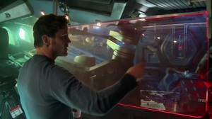 Chris Pratt gives us a tour of his Milano Spaceship from Gua