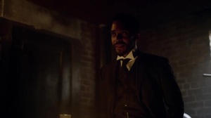 I expect these things. André Holland in The Knick