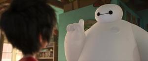 Official Trailer for Big Hero 6