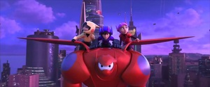 Official NYCC Trailer for 'Big Hero 6'