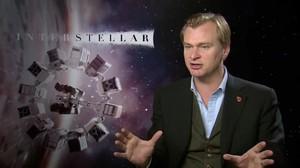 Christopher Nolan talks about the making of Interstellar
