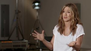 Jennifer Aniston talks the success of the first movie and he