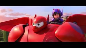 Big Hero 6 - Stan Lee's Cameo