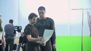 Behind The Scenes -  Man Of Steel