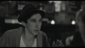 Frances Ha gets tax rebate and takes Adam Driver out to dinn