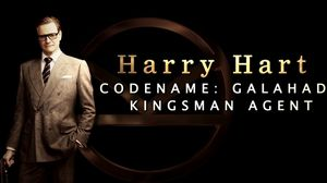 Harry Hart - Codename: Galahad, Kingsman Agent