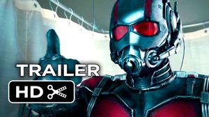 Official Teaser Trailer for 'Ant-Man'