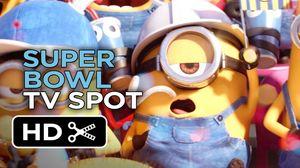 Official 'Minions' Super Bowl TV Spot