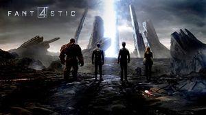 Official teaser Trailer for 'The Fantastic Four'