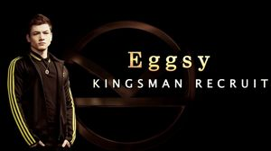 Eggsy - Kingsman Recruit