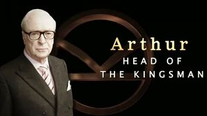 Arthur - Head of the Kingsman