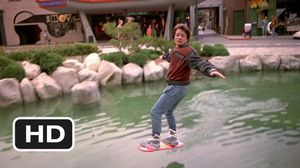 Back to the Future, Part II - Hover-board Chase