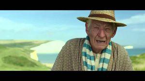Ian McKellen is Sherlock Holmes in Clip from 'Mr. Holmes'