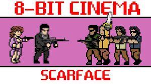 8-Bit Cinema Presents 'Scarface'