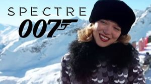 First Behind The Scenes Look at Spectre