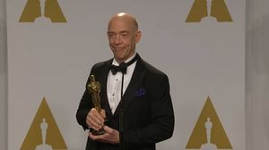 Whiplash's J.K. Simmons Talks Best Supporting Actor Win in t