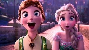 Official Trailer for Disney Short Film 'Frozen Fever'