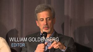Oscar Nominated Editor William Goldenberg Talks About His De