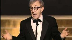 Woody Allen Makes a Rare Visit to the 2002 Oscars