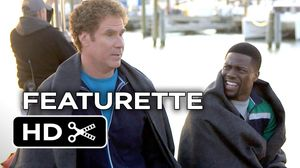 Kevin Hart and Will Ferrell Are Prison Mates in New 'Get Har