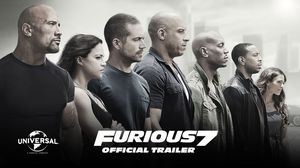 3. Furious 7