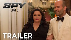 Second Official Trailer for 'Spy'