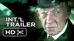 Ian McKellen as retired Sherlock Holmes in Mr. Holmes