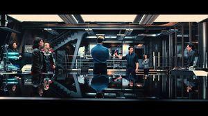 The Team Turns on Tony Stark